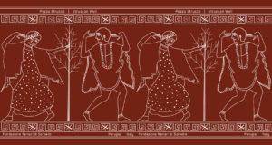 l'alimentazione degli etruschi - immagine ballo - banchetto